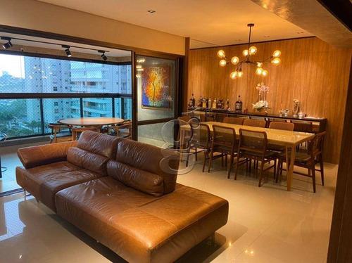 Imagem 1 de 17 de Apartamento Com 3 Dormitórios À Venda, 136 M² Por R$ 1.180.000,00 - Edifício Maison Veyron - Londrina/pr - Ap1371