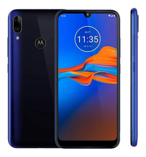 Motorola Moto E6 Plus 32gb Vitrine Seminovo Leia Anuncio
