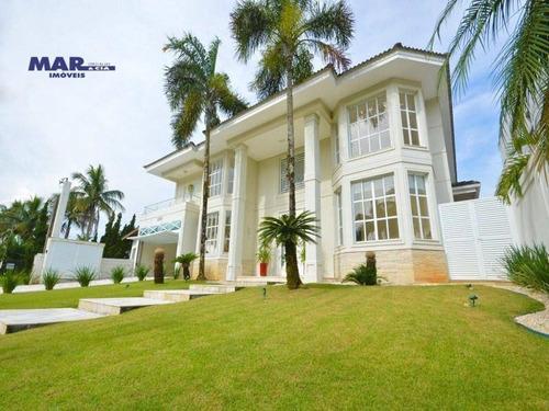 Casa Residencial À Venda, Acapulco, Guarujá - . - Ca0752