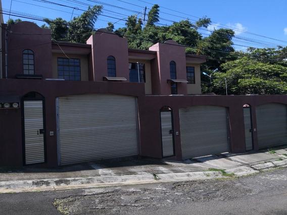 Hermoso Apartamento En San Pablo De Heredia. En Residencial