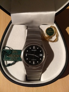 Reloj Orient Automatico (titanio)