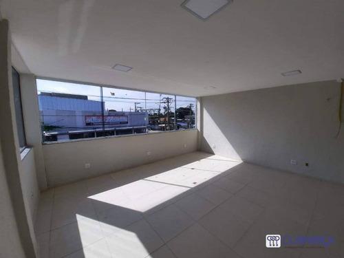 Sala Para Alugar, 42 M² Por R$ 1.000,00/mês - Sepetiba - Rio De Janeiro/rj - Sa0097