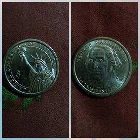 Estados Unidos - Moeda 1 Dólar Americano - Presidentes 14