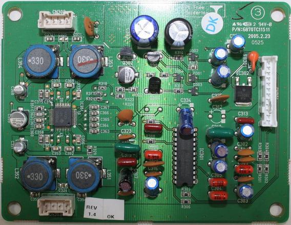 Placa De Som Sony 6870tc11s11 Fwd-42pv1