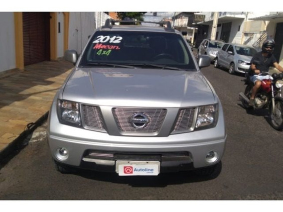 Frontier 2.5 Se Attack 4x4 Cd Turbo Eletronic Diesel 4p