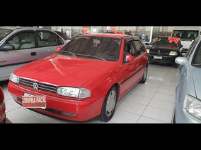 Volkswagen Gol 1.6 Mi Cl 8v - Aceito Troca 1999