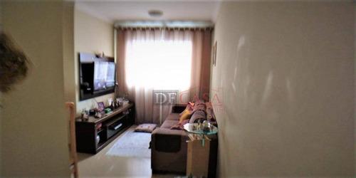 Imagem 1 de 21 de Apartamento No Belém 2 Dormitórios À Venda, 44 M² Por R$ 212.000 - Jardim Belém - São Paulo/sp - Ap4618