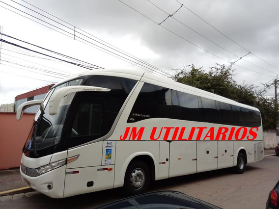 Marcopolo Paradiso 1200 G7 Ano 2011 M.benz O500rs Jm Cod 685