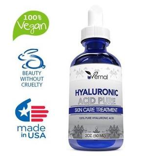 Acido Hialurónico 100% Puro 60ml Made In U. S. A Oferta!!!