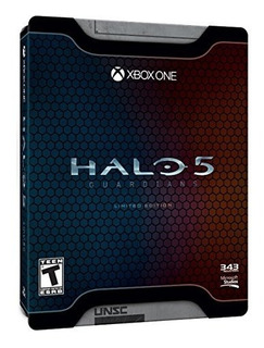 Halo 5 Guardians Limited Edition (physical Disc) Xbox One