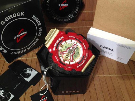Relógio Casio Gshock Modelo Ga-110 G-shock Frete Grátis