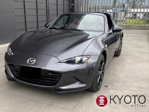 Mazda Mx5 2.0 Skyactiv 2021 Machine Grey