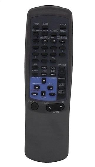 Controle Som Aiwa - Todos Modelos Nsx E Cx - 1 E 3 Cds