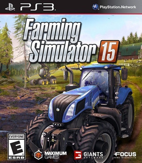 Farming Simulator 15 Ps3