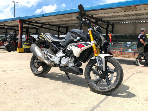 Vendo Bmw G310r En Perfecto Estado 2017