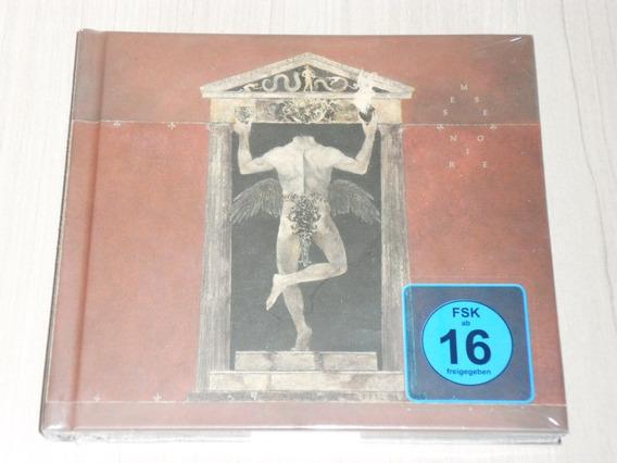 Box Behemoth - Messe Noire (alemão Digibook Blu-ray + Cd)