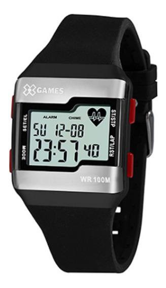 Relogio Xgames Monitor Cardiaco A Prova Dagua Xgppd144 Bxpx