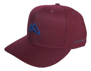 Boné Mountain Wear Bordo / M001