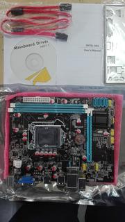 Motherboar Foxconn Hv7 H61 1155 H110 1151 G31 G41 775 Nuevo