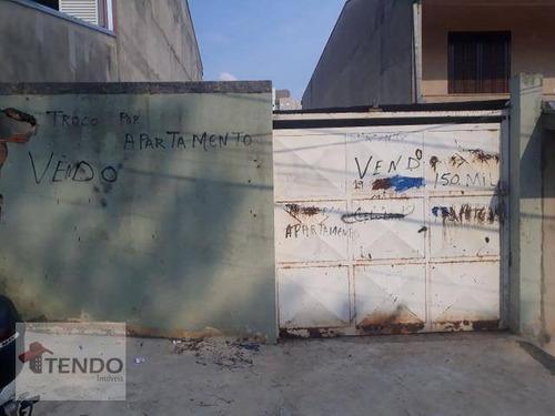 Terreno À Venda, 136 M² Por R$ 170.000,00 - Jardim Primavera - Indaiatuba/sp - Te0137