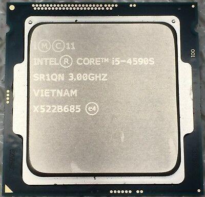 Procesador Intel® Core I5-4590s Caché De 6 M, Hasta 3,70 Gh
