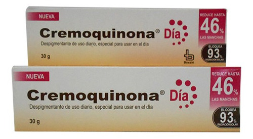 Crema Despigmentadora Cremoquinona Dia 30gr
