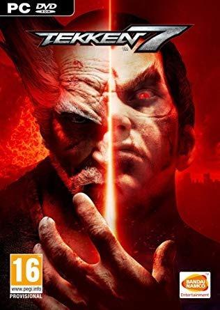 Tekken 7 + 2 Jogo Gratis (mídia Física) Pc - Dvd