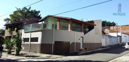 Casa À Venda, 219 M² Por R$ 450.000,00 - Morro Alto - Paulínia/sp - Ca2268