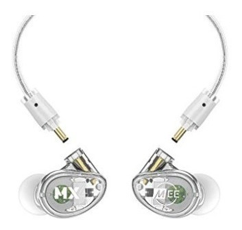 Fone In-ear Mee Audio Mx Pro Retorno Clear Oferta Mx4 + Nf