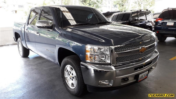 Chevrolet Silverado Pick-up D/cabina 4x4