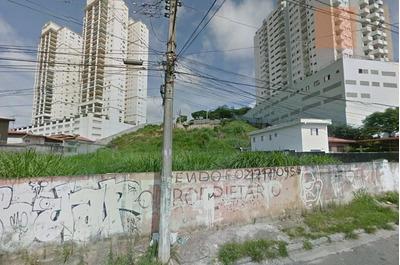 Terreno Residencial À Venda, Vila Rosália, Guarulhos. - Te0060