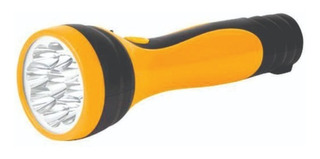 Lanterna Recarregável Com 9 Leds Bivolt R803 Black Jack