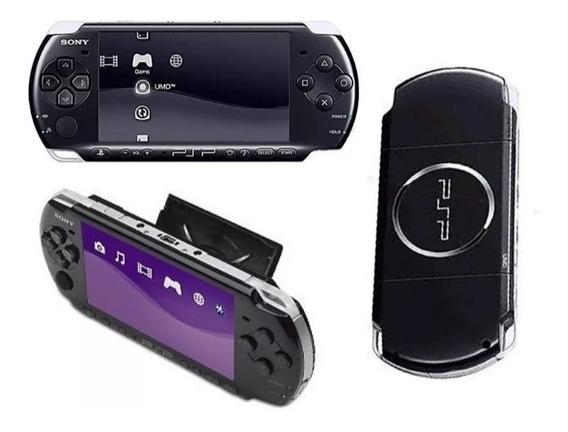 Vídeo Game Portátil Psp Slim Sony