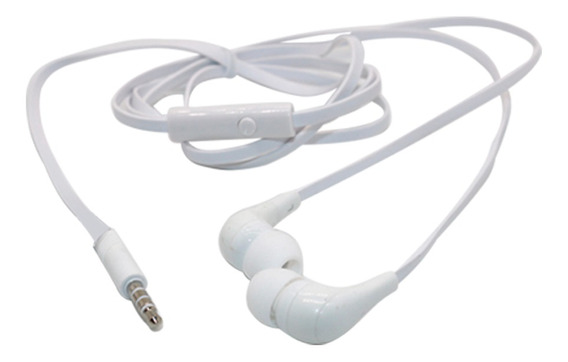 Fone De Ouvido Stereo Sound - Branco