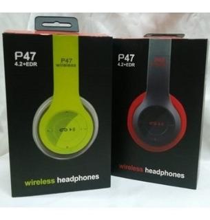 Auricular Bluetooth P47