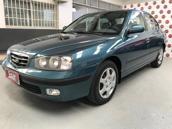 Hyundai Elantra Gls 1.8 2002