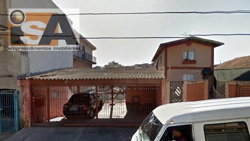 Casa Residencial Em Vila Assis Brasil  -  Mauá - 2945