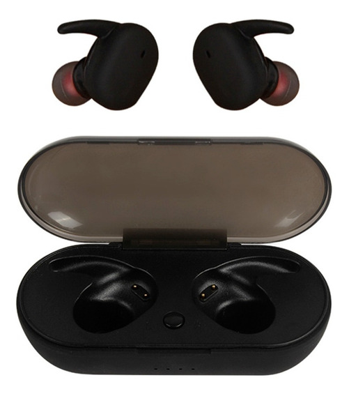 Fone De Ouvido Dual Bluetooth D77 Tws Sem Fio Duplo Air