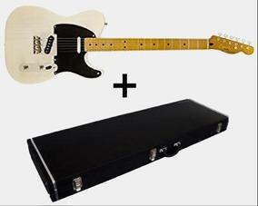 Guitarra Squier Fender Telecaster Classic Vibe Vb + Hardcase