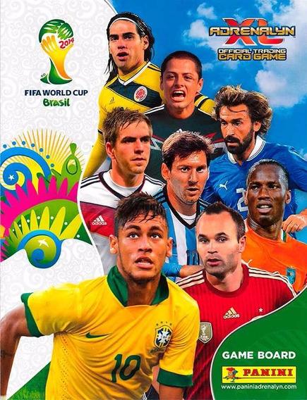 Album Original Fifa World Cup Brasil 2014 Adrenalyn Panini