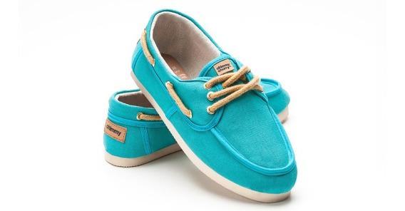 Zapato Náutico Chimmy Churry Alpargata