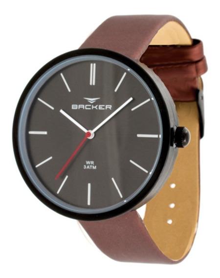 Relógio Backer Masculino 3554112m Pm Original Barato