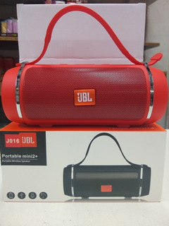 Parlante Bluetooth Simil Jbl J016 Mini2