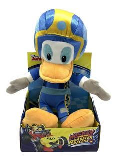 Peluche Donald - Aventura Sobre Ruedas 30cm Original Disney