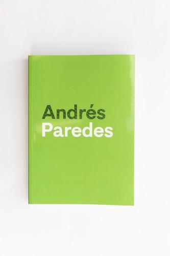 Libro Andres Paredes