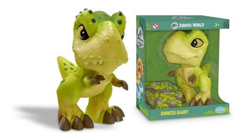 Imagem 1 de 7 de Dinossauro T-rex - Dinos Baby Universal Jurassic World