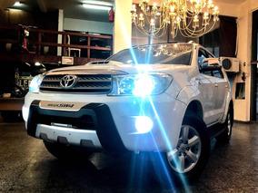 Toyota Hilux 3.0 Tdi Sw4 4x4 Mt 7asientos , Anticipo $