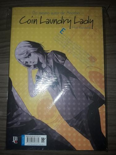 Coin Laundry Lady Volume Único