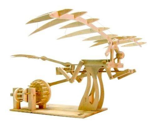 Pathfinders Leonardo Davinci, Kit Para Armar Ornitóptero De