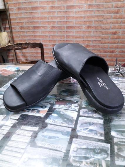 Sandalias Stone Negro Del 39 Al 43